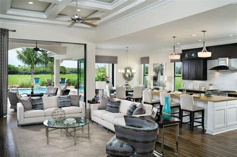 Montecito Model Home Interior Decoration