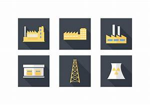 Free Industrial Building Vector Icons - Download Free ...
