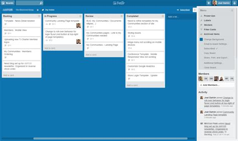 trello board how we use trello with our clients dahlin development