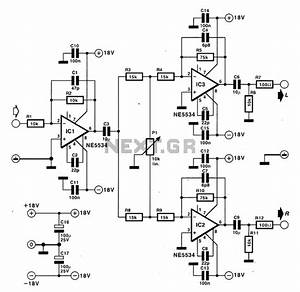 Audio Stereo Circuit   Audio Circuits    Next Gr