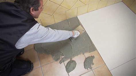 posa laminato su piastrelle piastrelle da posare su pavimento esistente lavori in