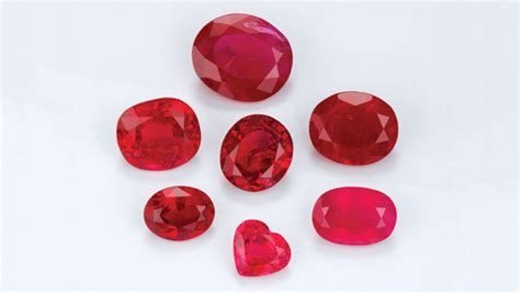 color of ruby ruby quality factors