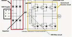Electrical Standards  Variable Frequency Drive Working Principle And Circuit Diagram