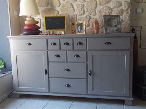 mobilier chambre pas cher meuble gris