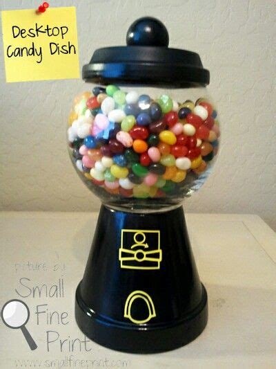 17 best images about crafts clay pot gumball machines on treat container jars
