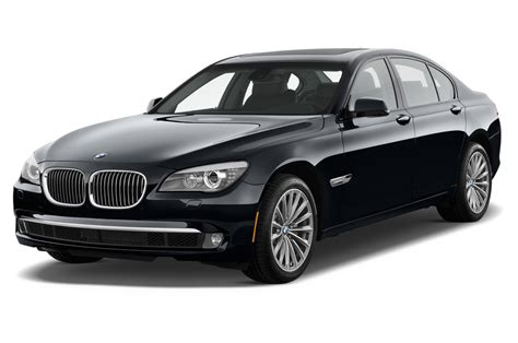 2012 Bmw 7series Reviews And Rating  Motor Trend