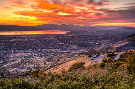 Squaw Peak Overlook | Clint Losee Photography Gallery