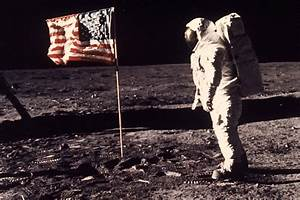 The 45th anniversary of landing on the moon | New York Post