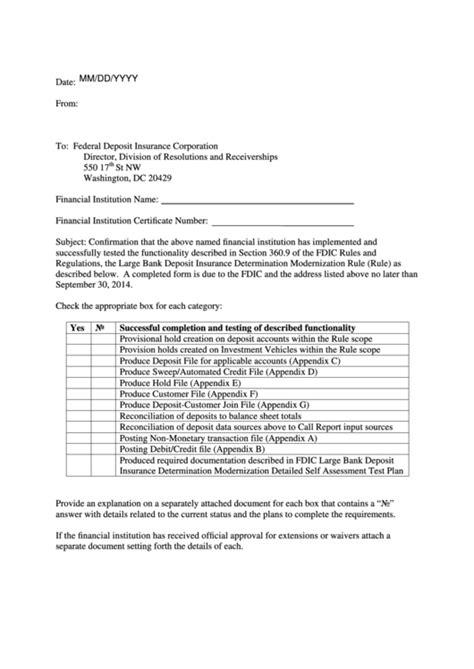 fillable attestation letter template printable
