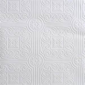 Paintable Wallpaper. Supatex Fine Bark Pure White Textured ...