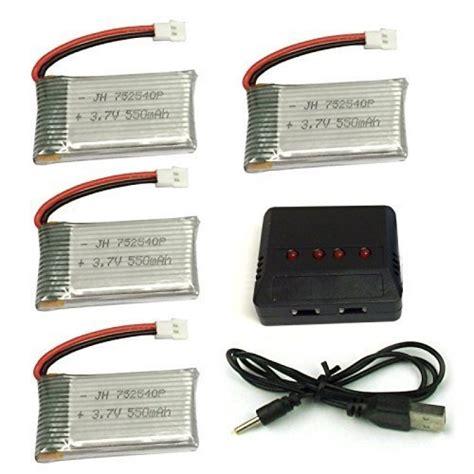 cheerwing  mah lipo battery pcs     battery charger  syma xsw  xc xc