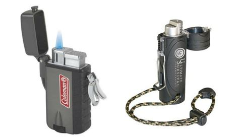 survival waterproof 5 top types of survival lighters you need to consider