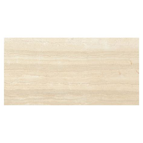 neos light beige wood effect ceramic wall tile pack of 8