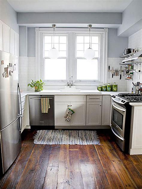 piccole cucine funzionali  adorabili  idee
