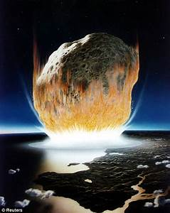 Why it WAS an asteroid smashing into Earth that wiped out ...