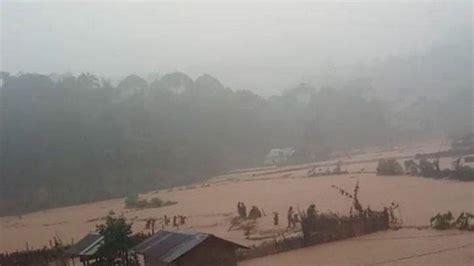 bencana banjir  longsor diprediksi   terjadi  banten hingga februari