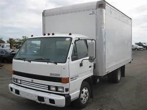 1994 Isuzu Box Truck Npr For Sale