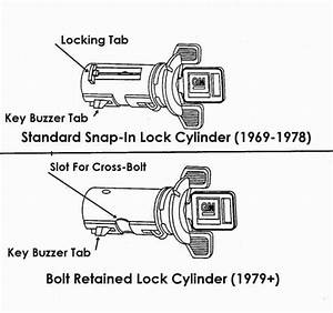 How Do You Pull The Ignition Switch From A  U0026 39 76 Corvette