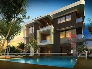 Modern, Tropical, House, Design, Ultra, Modern, Home, Designs