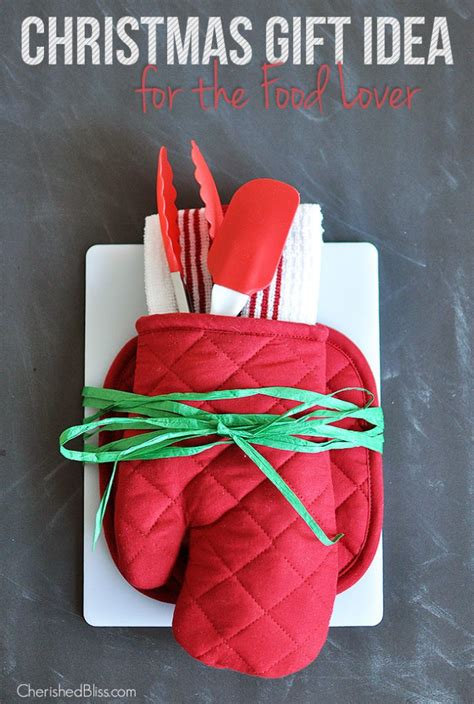 gift ideas for the kitchen christmas gift idea for the kitchen lover cherished bliss