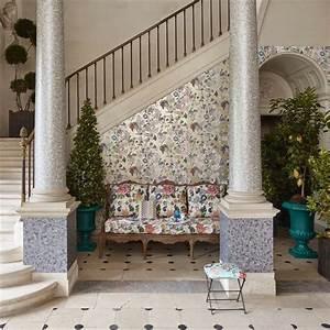 tapete malmaison von christian lacroix 2390 With balkon teppich mit christian lacroix tapete