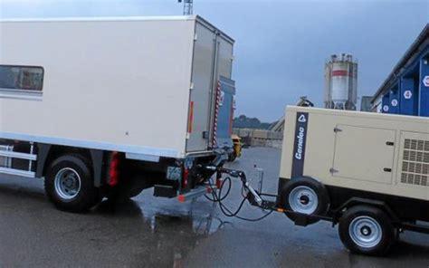 camion cuisine mobile le roi mohammed vi commande un camion avec une cuisine