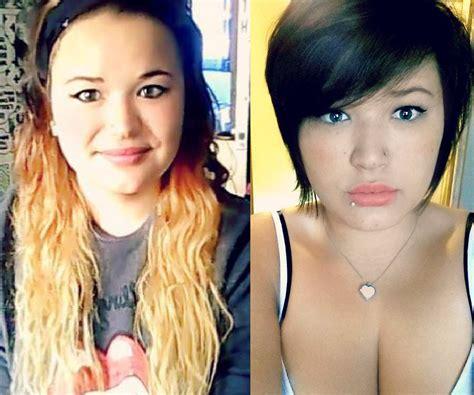 fat girls short hair  photo bree  bday