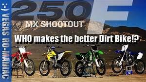 What Dirt Bike Is Better Honda  Kawasaki  Yamaha  Suzuki