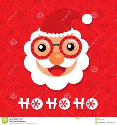 Santa Claus Card By Benchart Vectors Eps Card With Santa Claus Stock Vector Image 62521944