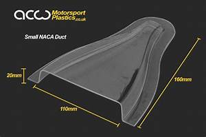 Naca Duct - Small