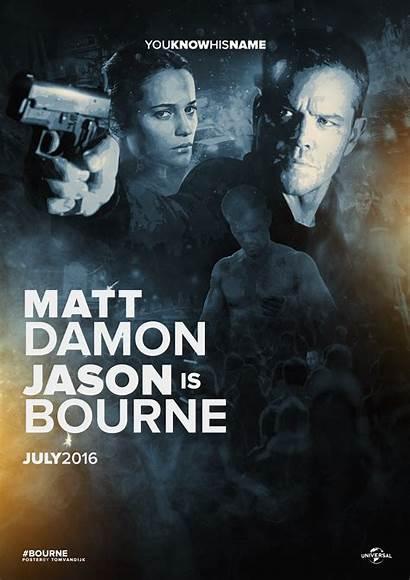 Bourne Jason Poster Posters Posterspy Log Sign