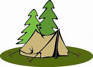 Tent Camping & Survival Skills | Clipart Panda - Free ...