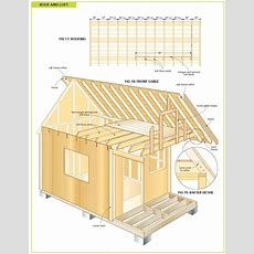 Wood Cabin Plans Free Diy Shed Plans Free, Cottage And