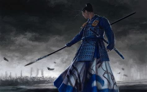 Samurai Battle Wallpapers Free