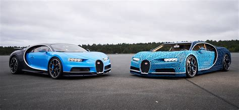 The test drive of the lego chiron took place at the ehra lessien proving grounds in germany. LEGO Nails Another Smart Marketing Opportunity With a Life-Size, Drivable Bugatti Chiron Car ...