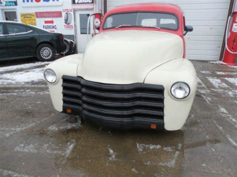 sell   chevy panel truck street rod hot rod