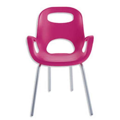 phi mu decor pink oh chair by karim rashid for umbra