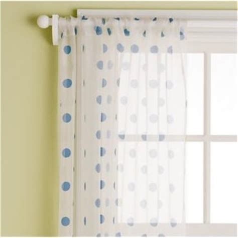 polka dot curtain panels curtains by the land of nod