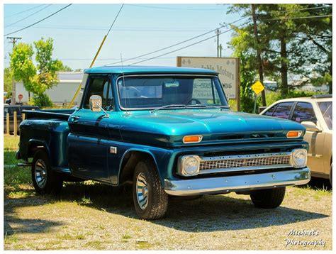 cool blue chevy truck  theman  deviantart