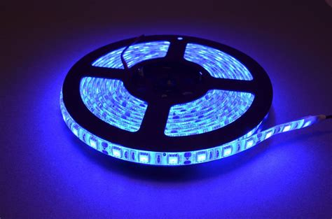 led strip light 5 meters blue led strip light 5 meter roll bc robotics
