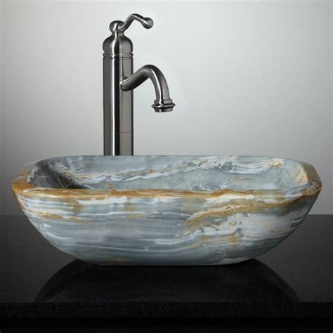 Modern Bathroom Vessel Sinks by 18 Best Petrified Wood Vessel Sinks Images On