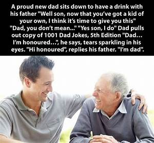 Proud Dad Gives... Hilarious Father Son Quotes