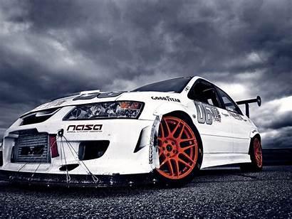 Rally Cars Wallpapers Evo Mitsubishi Desktop Vehicles