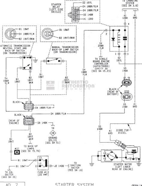 1993 Dodge Truck Dash Wiring Diagram by Fsm Wiring Diagram Needed 1990 W250 Dodge Diesel