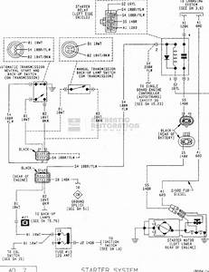 1993 Dodge W150 Wiring Diagram
