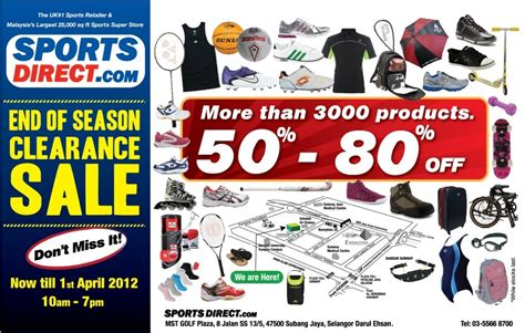 march  malaysia warehouse sales  promotion