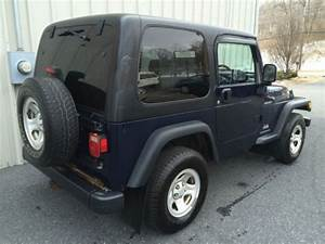Sell Used 2006 Jeep Wrangler Sport Hardtop 4 0l Postal Service Right Hand Drive In Staunton