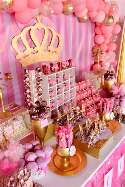 Mesa de dulces princesas Mesas de dulces princesas