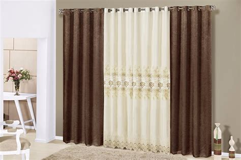 Cortina Para Varão Sala Quarto Casa Ou Apartamento 15078 Ceiling Track For Shower Curtain Modern Window Give A Hoot Insulating Fabric Shorter Curtains Purple Butterfly Arched Ideas Wall Components