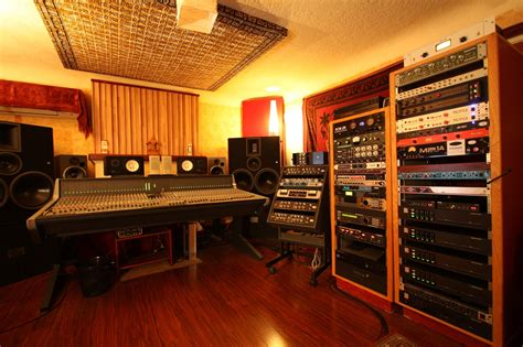 Home Recording Studio : A Serious Warning About Insuring Your Home Studio